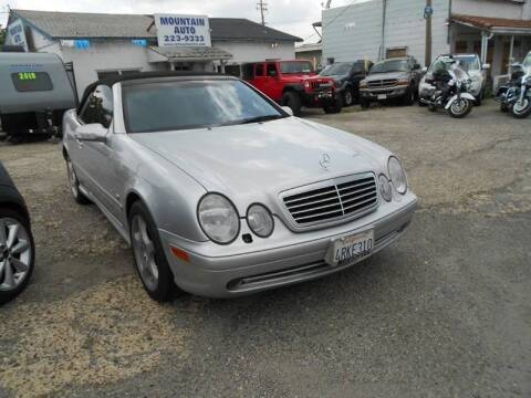 used mercedes benz for sale in jackson ca carsforsale com carsforsale com