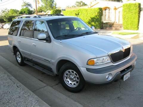 1999 Lincoln Navigator for sale in Van Nuys, CA