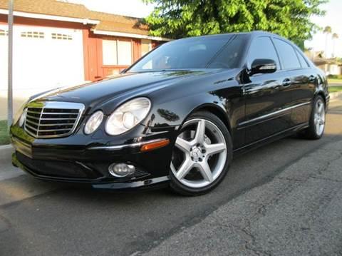 Mercedes benz e class for sale in van nuys ca for Mercedes benz van nuys inventory