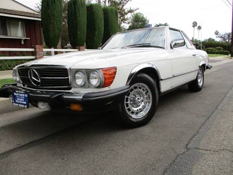 1985 Mercedes-Benz 380-Class for sale in Van Nuys, CA