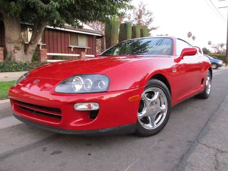 1997 Toyota Supra 2dr Hatchback   Van Nuys CA