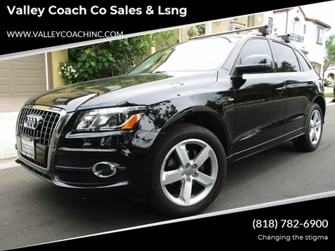 2011 Audi Q5 for sale at Valley Coach Co Sales & Lsng in Van Nuys CA