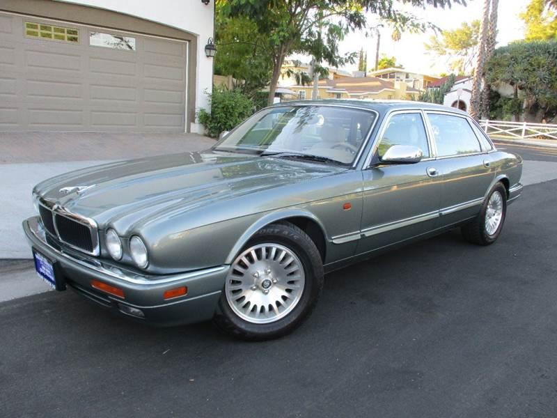 1996 Jaguar XJ-Series for sale at Valley Coach Co Sales & Lsng in Van Nuys CA