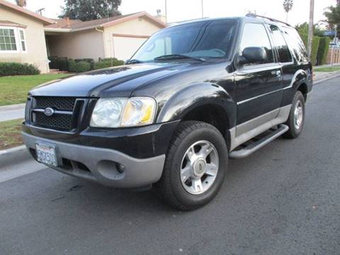 2003 Ford Explorer Sport for sale at Valley Coach Co Sales & Lsng in Van Nuys CA