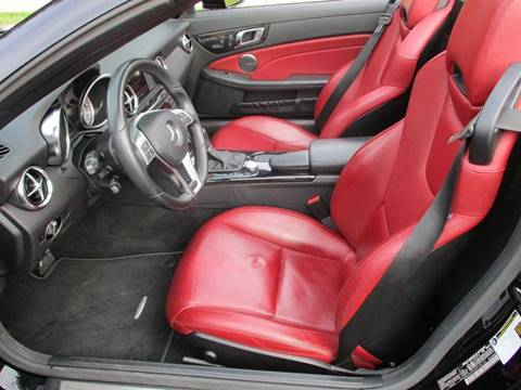 2015 Mercedes-Benz SLK for sale at Valley Coach Co Sales & Lsng in Van Nuys CA