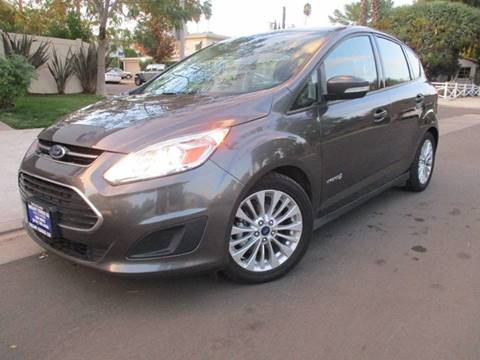 2017 Ford C-MAX Hybrid for sale at Valley Coach Co Sales & Lsng in Van Nuys CA