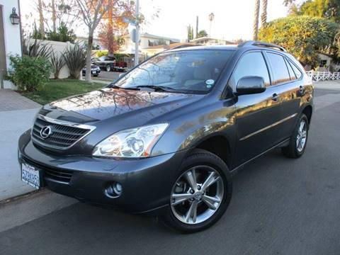 2007 Lexus RX 400h for sale at Valley Coach Co Sales & Lsng in Van Nuys CA
