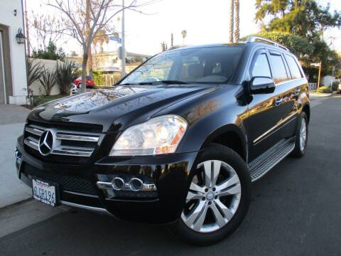 2010 Mercedes-Benz GL-Class for sale at Valley Coach Co Sales & Lsng in Van Nuys CA