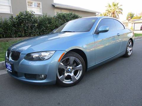 2010 BMW 3 Series for sale at Valley Coach Co Sales & Lsng in Van Nuys CA