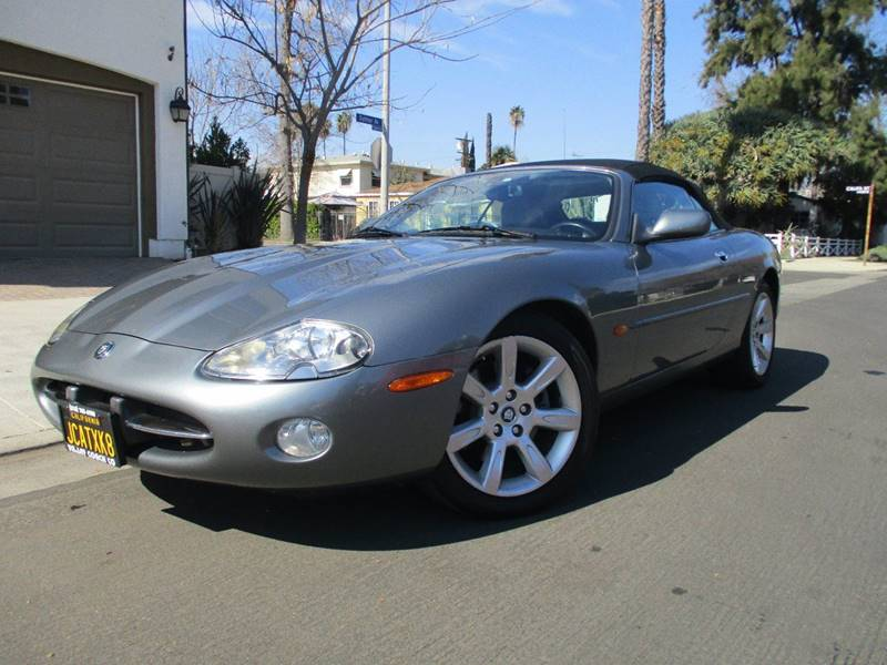2003 Jaguar XK-Series for sale at Valley Coach Co Sales & Lsng in Van Nuys CA