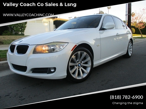 2011 BMW 3 Series for sale at Valley Coach Co Sales & Lsng in Van Nuys CA