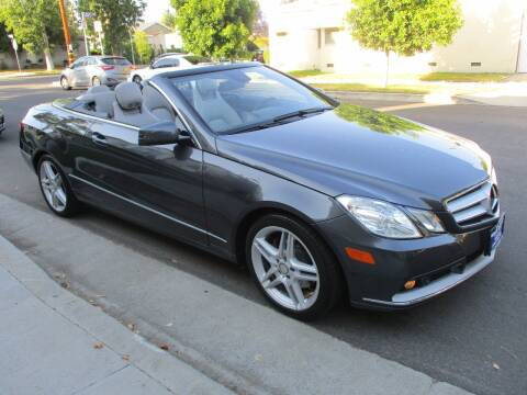 2011 Mercedes-Benz E-Class for sale at Valley Coach Co Sales & Lsng in Van Nuys CA