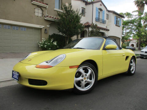 1998 Porsche Boxster for sale at Valley Coach Co Sales & Lsng in Van Nuys CA