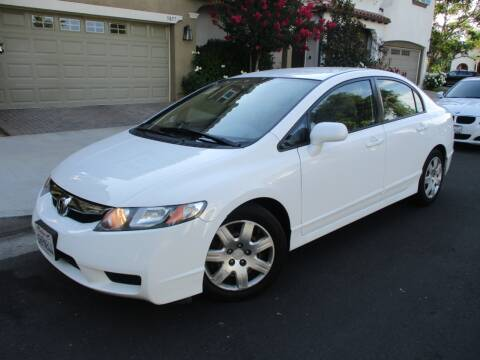 2009 Honda Civic for sale at Valley Coach Co Sales & Lsng in Van Nuys CA