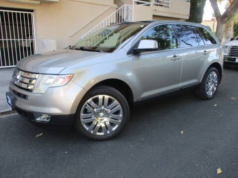 2008 Ford Edge for sale at Valley Coach Co Sales & Lsng in Van Nuys CA