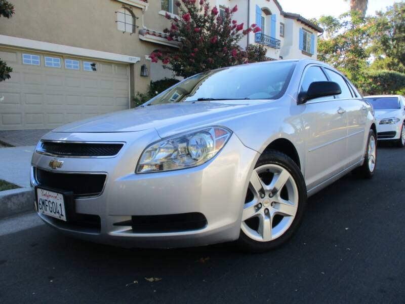 2010 Chevrolet Malibu for sale at Valley Coach Co Sales & Lsng in Van Nuys CA
