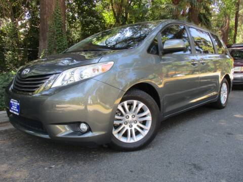 2014 Toyota Sienna for sale at Valley Coach Co Sales & Lsng in Van Nuys CA