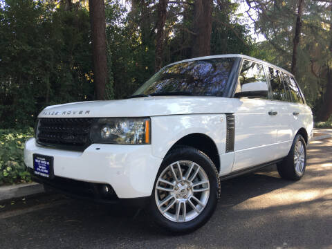 2011 Land Rover Range Rover for sale at Valley Coach Co Sales & Lsng in Van Nuys CA