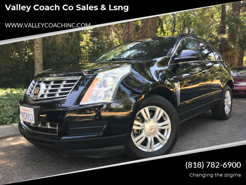 2015 Cadillac SRX for sale at Valley Coach Co Sales & Lsng in Van Nuys CA
