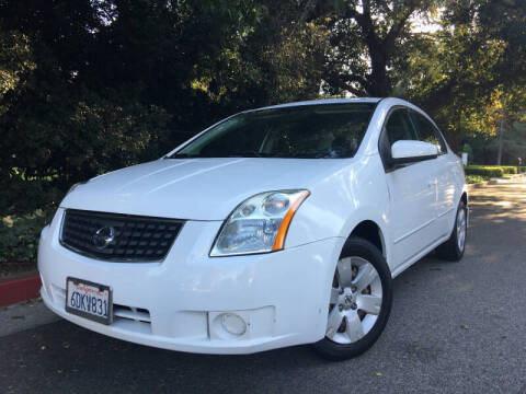 2008 Nissan Sentra for sale at Valley Coach Co Sales & Lsng in Van Nuys CA