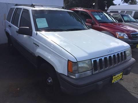 1993 Jeep Grand Cherokee for sale in Lakewood, WA