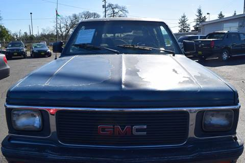 1991 GMC S-15 Jimmy for sale in Lakewood, WA