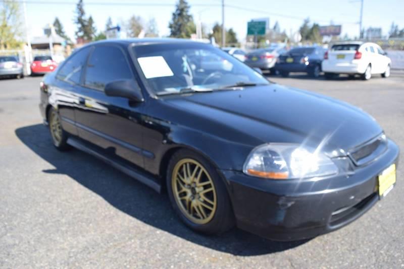 1998 Honda Civic HX 2dr Coupe   Lakewood WA