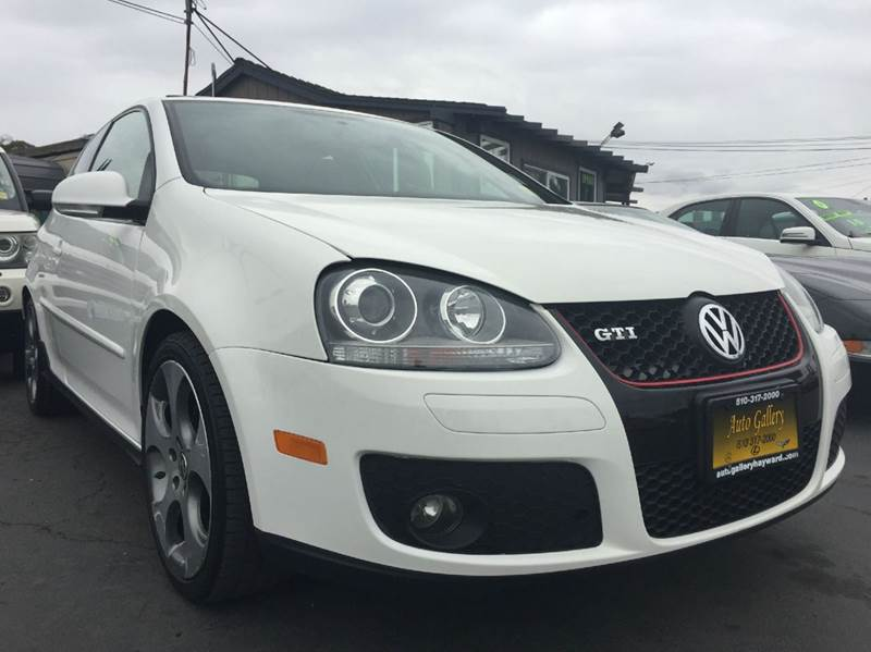 2009 Volkswagen GTI for sale at Auto Gallery in Hayward CA