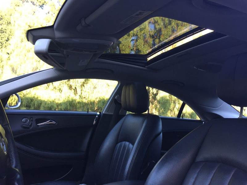 2007 Mercedes-Benz CLS for sale at Auto Gallery in Hayward CA