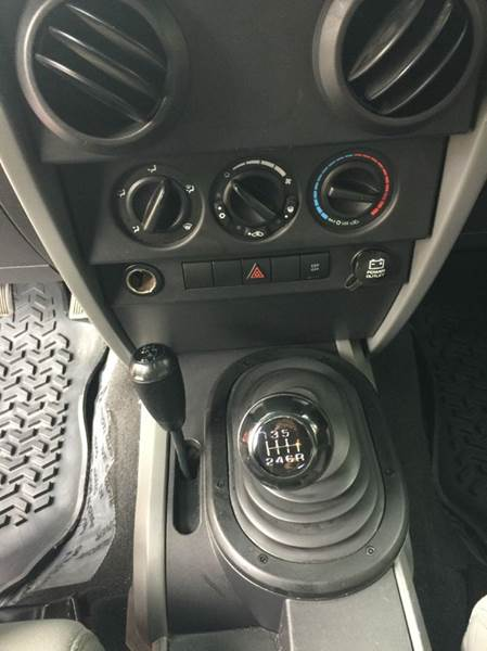 2008 Jeep Wrangler for sale at Auto Gallery in Hayward CA