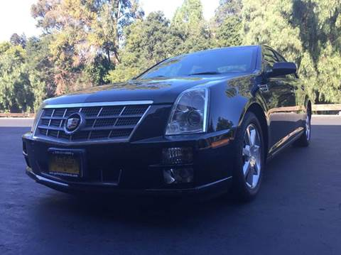 2011 Cadillac STS for sale at Auto Gallery in Hayward CA
