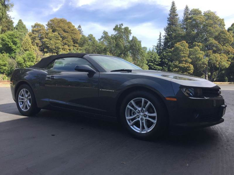 2015 Chevrolet Camaro for sale at Auto Gallery in Hayward CA
