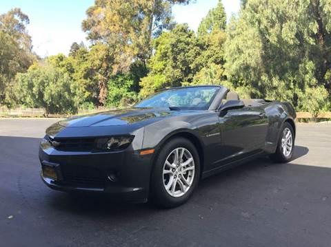 2015 Chevrolet Camaro for sale at Auto Gallery in Hayward CA