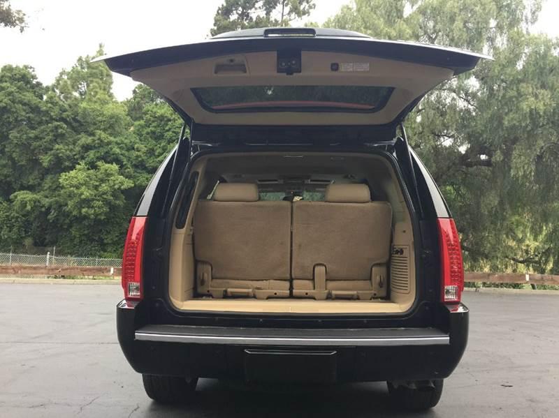 2009 Cadillac Escalade for sale at Auto Gallery in Hayward CA