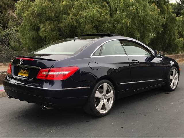 2012 Mercedes-Benz E-Class for sale at Auto Gallery in Hayward CA