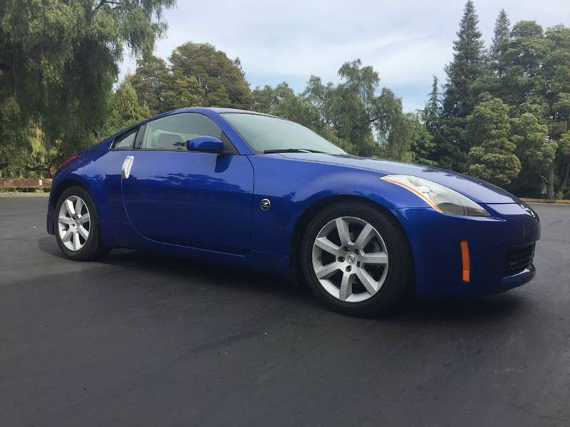 2005 Nissan 350Z for sale at Auto Gallery in Hayward CA