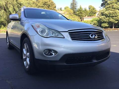 2010 Infiniti EX35 for sale at Auto Gallery in Hayward CA
