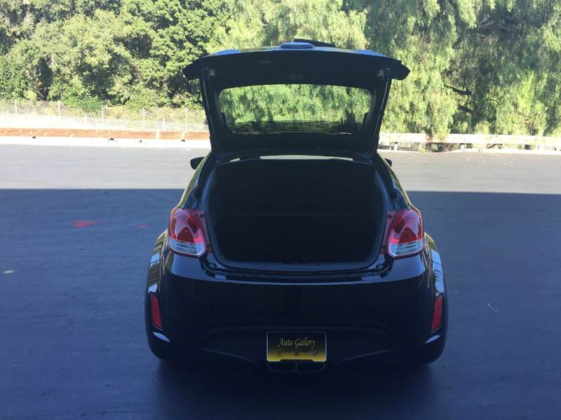 2012 Hyundai Veloster for sale at Auto Gallery in Hayward CA