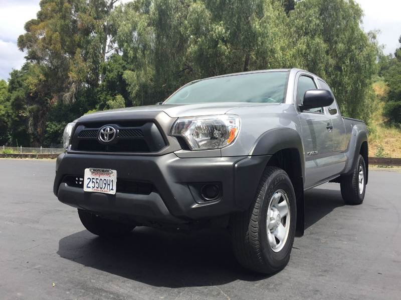 2015 Toyota Tacoma for sale at Auto Gallery in Hayward CA