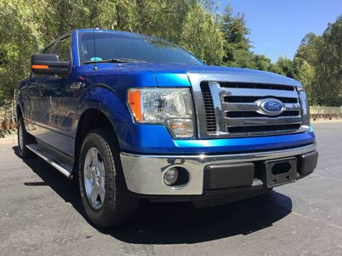 2010 Ford F-150 for sale at Auto Gallery in Hayward CA
