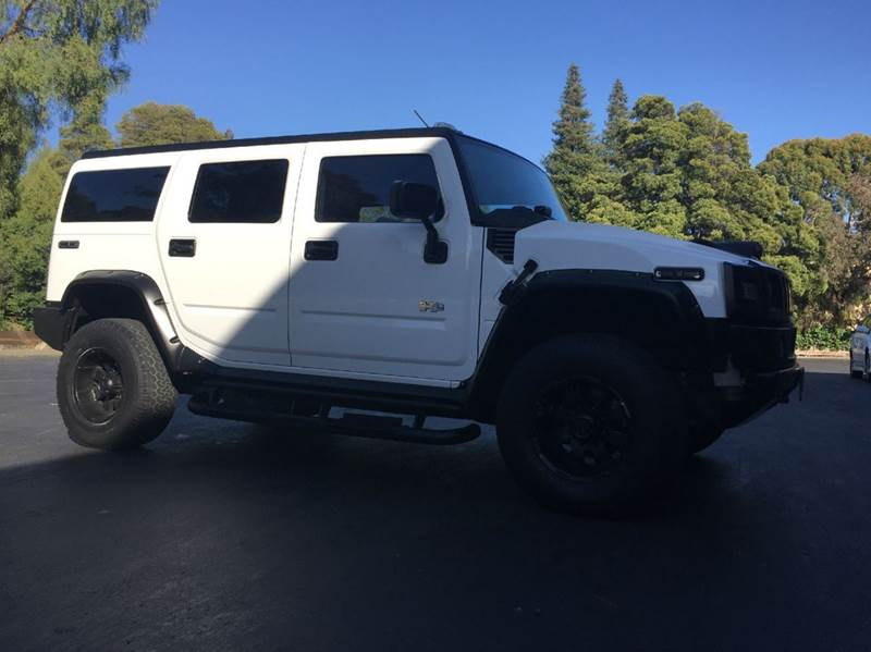 2003 HUMMER H2 for sale at Auto Gallery in Hayward CA
