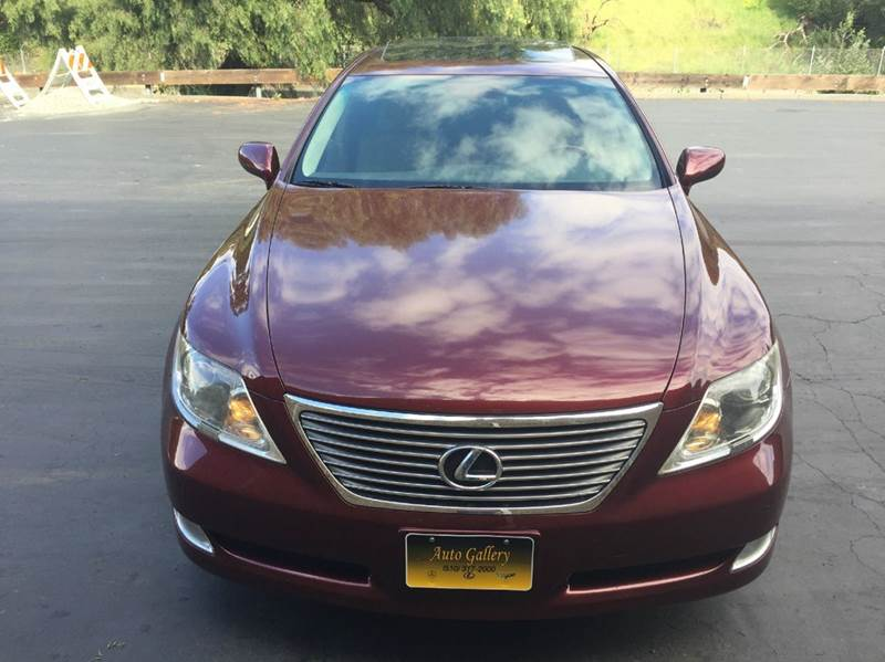 2007 Lexus LS 460 for sale at Auto Gallery in Hayward CA