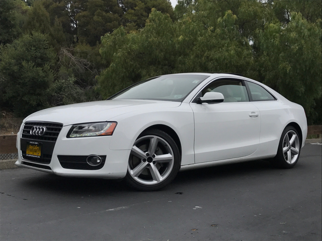 2010 Audi A5 for sale at Auto Gallery in Hayward CA