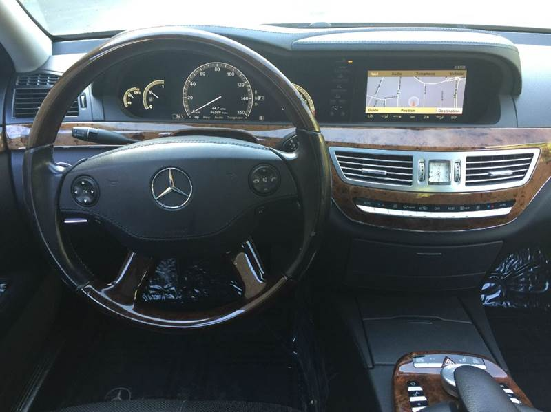 2007 Mercedes-Benz S-Class for sale at Auto Gallery in Hayward CA
