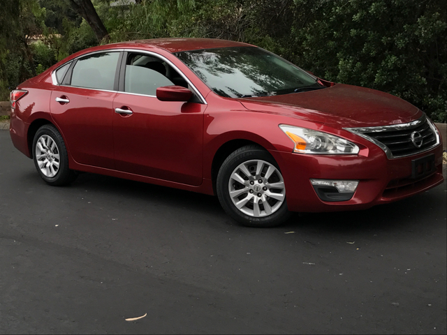 2014 Nissan Altima for sale at Auto Gallery in Hayward CA