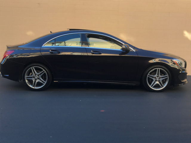 2014 Mercedes-Benz CLA for sale at Auto Gallery in Hayward CA