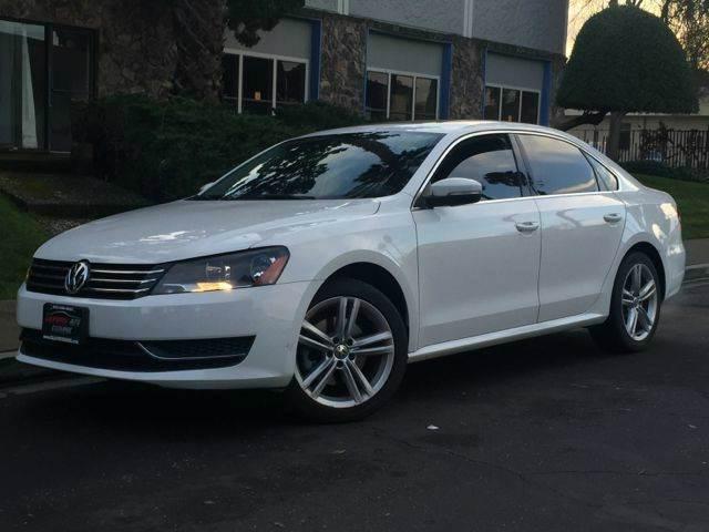 2014 Volkswagen Passat for sale at Auto Gallery in Hayward CA