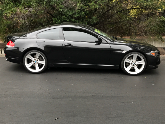 2007 BMW 6 Series for sale at Auto Gallery in Hayward CA