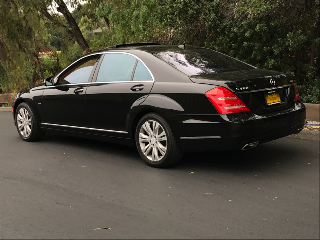 2010 Mercedes-Benz S-Class for sale at Auto Gallery in Hayward CA