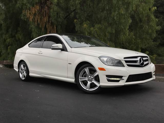 2012 Mercedes-Benz C-Class for sale at Auto Gallery in Hayward CA